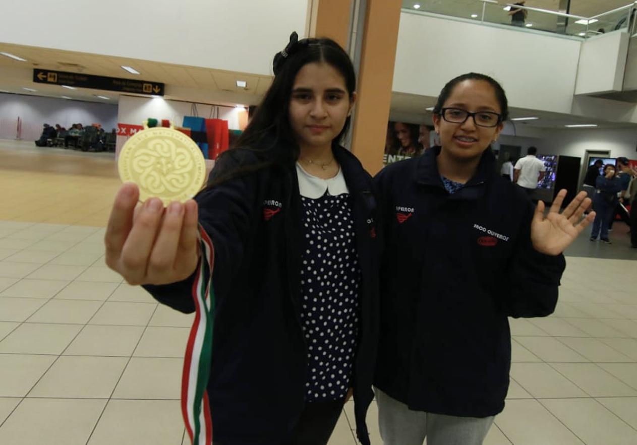 Nuestro país brilló por todo lo alto en Italia y superó su primer reto de  la historia en la Olimpiada Mundial Femenina de Matemática. e68e4a3bed1df